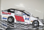 Kenny Tremont 1999 Syracuse winning car  #115 Hard Plastic Toy car