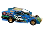 Kevin Hirthler 2018 #117 Hard Plastic Toy car