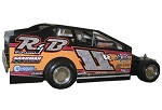 Rob Bellinger 2019 #11R Hard Plastic Toy car