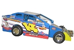 Ryan Watt 2019 #14W Hard Plastic Toy car