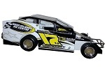 Danny O'Brien 2012 #17D Hard Plastic Toy car