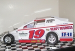 Kenny Brightbill 2005 #19 Hard Plastic Toy car