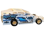 Rick Laubach 2018 #1k Hard Plastic Toy car