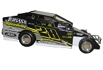 Gary Linber 2018 #28 Hard Plastic Toy car