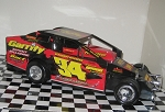 Andy Bachetti 2015 #34 Hard Plastic Toy car