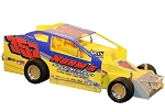 Duane Howard 2018 #357 Hard Plastic Toy car