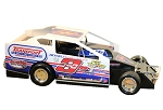 Billy Dunn 2018 Oswego #3RS Hard Plastic Toy car