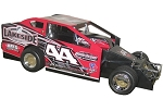 Dave Rogers 2018  #44 Hard Plastic Toy car