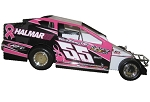 Allison Ricci 2018 Oswego Car #55 Hard Plastic Toy car