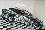 Matt Hulsizer 2015 #55 Hard Plastic Toy car