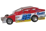 Pat Ward #56  Plastic Toy car