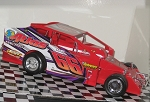 Duane Howard 2015 #66 Hard Plastic Toy car