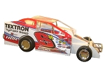 Max McLaughlin 2018 #6H Hard Plastic Toy car