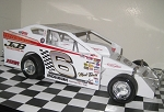 Jimmy Phelps 2015 Syracuse car  #6 Hard Plastic Toy car