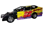 Jack Johnson #87 Dutchess Hard Plastic Toy car