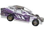 Joe Abbass 2018 #97 Hard Plastic Toy car