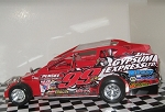 Larry Wight 2015  #99L Hard Plastic Toy car