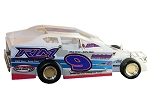 Billy Dunn 2018  #9 Hard Plastic Toy car