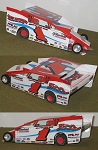 Slot Magic 2 Dirt Modified body - Billy Pauch 2005 #1