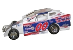 Bobby Varin 2012 Syracuse Big Block #00 Hard Plastic Toy car