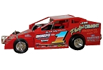 Justin Haers 2019  #1 Hard Plastic Toy car