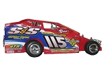Kenny Tremont 2016 #115 Hard Plastic Toy car