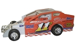 Billy Pauch Jr. 2006 358  #11D Hard Plastic Toy car