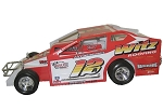Jack Johnson Syracuse car 2006 #12A Hard Plastic Toy car