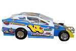 Ryan Watt 2020 #14W Hard Plastic Toy car