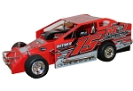 Mike Lisowski 2020 #15 Hard Plastic Toy car