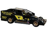 Danny O'Brien 2018  #17D Hard Plastic Toy car