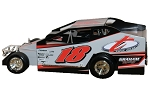 Anthony Perrego Graham Racing Oswego car 2019  #18 Hard Plastic Toy car