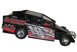 Tim Fuller 2017 Big Block #19 Hard Plastic Toy car