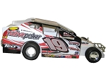 Tim Fuller 2006 Syracuse car #19 Hard Plastic Toy car