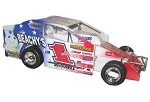 Alan Johnson 2003 #1  Hard Plastic Toy car
