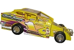 Alan Johnson 2003 Syracuse Winner Big Block #1 Hard Plastic Toy car