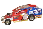 Brett Hearn 2005 Syracuse car #1 Hard Plastic Toy car