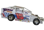 Billy Pauch 1985 #15 Hard Plastic Toy car