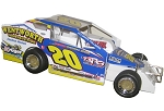 Brett Hearn 2008 Big Block #20 Hard Plastic Toy car