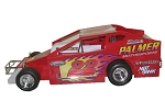 Dave Lape 2006 #22 Hard Plastic Toy car