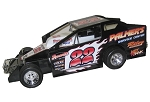 Dave Lape 2008 #22 Hard Plastic Toy car