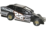 Jeremy Wilder 2018  #22 Hard Plastic Toy car