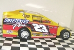 Kyle Coffey 2016 #23 Hard Plastic Toy car