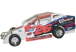 Ryan Godown 2016 #26 Hard Plastic Toy car