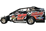 Danny Johnson 2020 #27J Hard Plastic Toy car