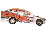 Danny Johnson 2010 #27J Hard Plastic Toy car