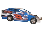 Danny Johnson 2013 #27J Hard Plastic Toy car
