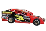 Mat Williamson 2020 #3 Hard Plastic Toy car