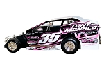 Mike Mahaney 2020 #35 pink Hard Plastic Toy car
