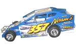 Jeff Strunk 2011#357 Hard Plastic Toy car